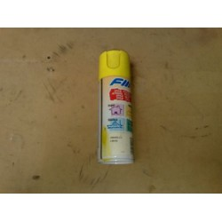 Spray color amarillo limon